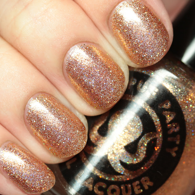 Octopus Party Nail Lacquer Amulet