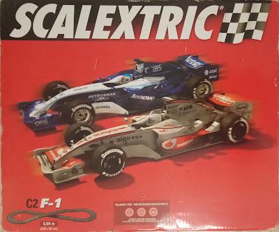 Scalextric C2 F1 de Segunda mano