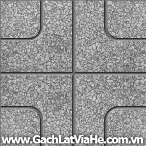 Gạch Terrazzo mắt phụng
