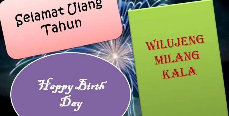 100 Ucapan Selamat Ulang Tahun Dalam Bahasa Sunda