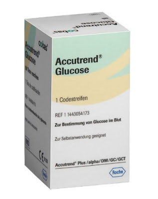 Harga Accutrend Glucose Terbaru 2017