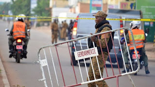 18 killed in attack on Turkish restaurant in Burkina Faso