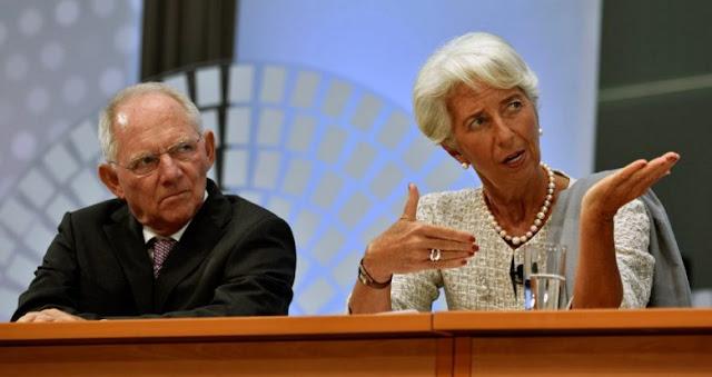 Νέος εκβιασμός λίγες ώρες πριν το Eurogroup