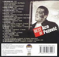 Aco Pejovic  - Diskografija  2014-2