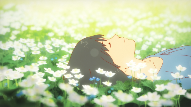 Hana-anime-Wolf-Children