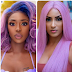 Juliet Ibrahim Vs Beverly Osu: Who Rocked This Hairstyle Better?