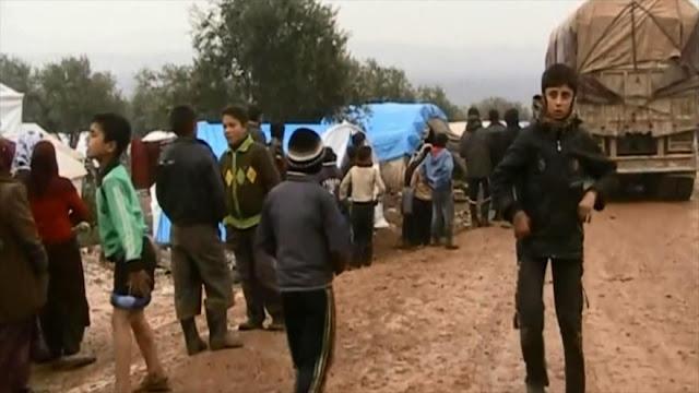 El Líbano adoptará plan de repatriación de refugiados sirios