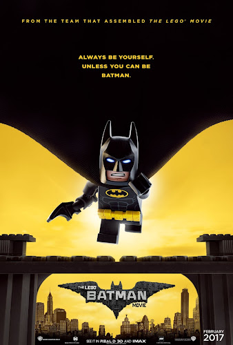 The LEGO Batman Movie (BRRip 1080p Dual Latino / Ingles) (2017)