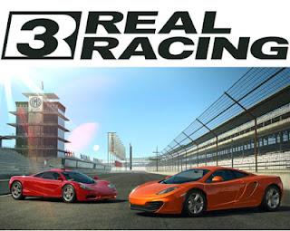 Real Racing 3 v6.0.0 Mod Apk+Data Terbaru (Unlimited Money)