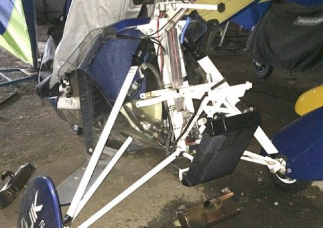 Kathryn's Report: Thieves targeting Rotax engines