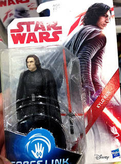 Hasbro Star Wars The Last Jedi Kylo Ren action figure 1