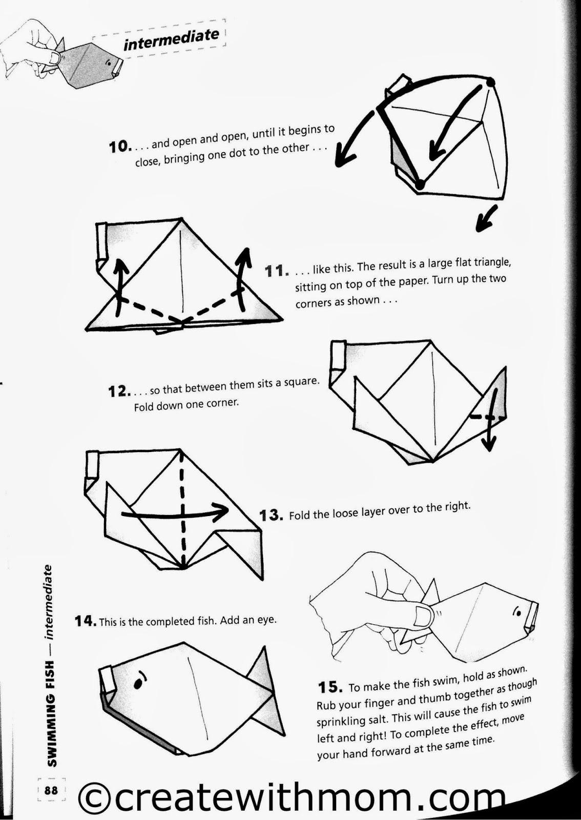 אוריגמי לחנוכה - סביבון מנייר   ישלה   Kids crafting, Spinning top ...   1600x1134