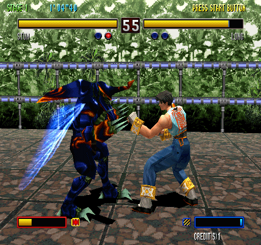 bloody roar 2 for pc free download