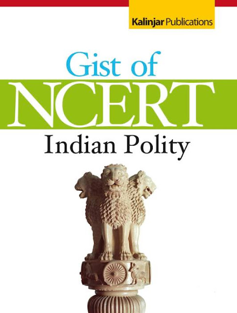 Gist of NCERT  Indian Polity Book Free Download