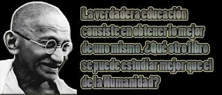 Frases Famosas de Gandhi, parte 3