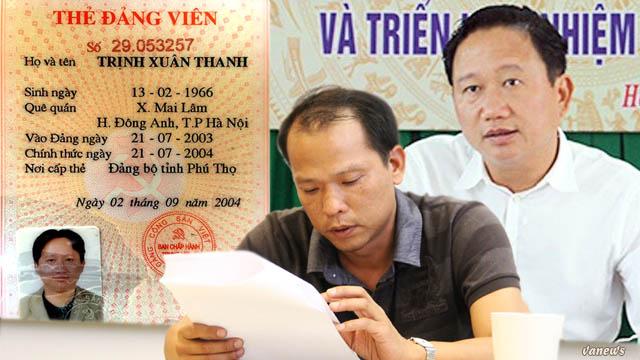 Kết quả hình ảnh cho Bùi Thanh Hiếu và Trịnh Xuân Thanh