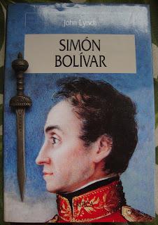 Portada del libro Simón Bolívar, de John Lynch