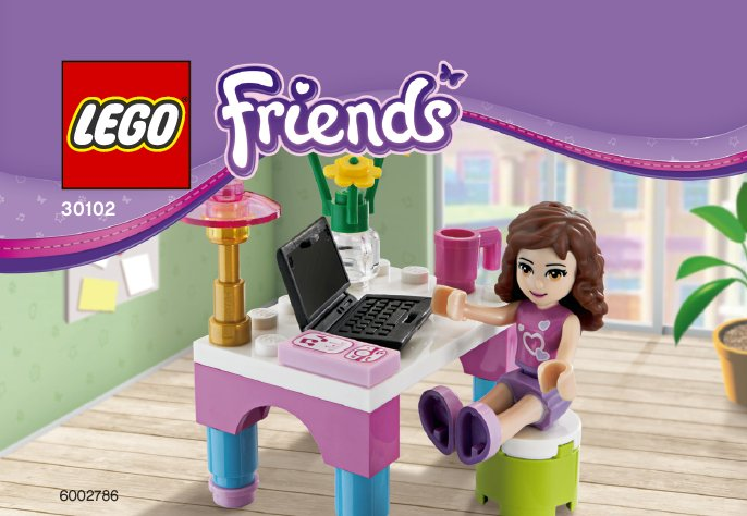 Lego Friends Inspire Girls Globally Friends Sets 2012