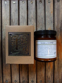 LAND BY LAND SCENTS OF LAND & TRAVEL BY LAND
