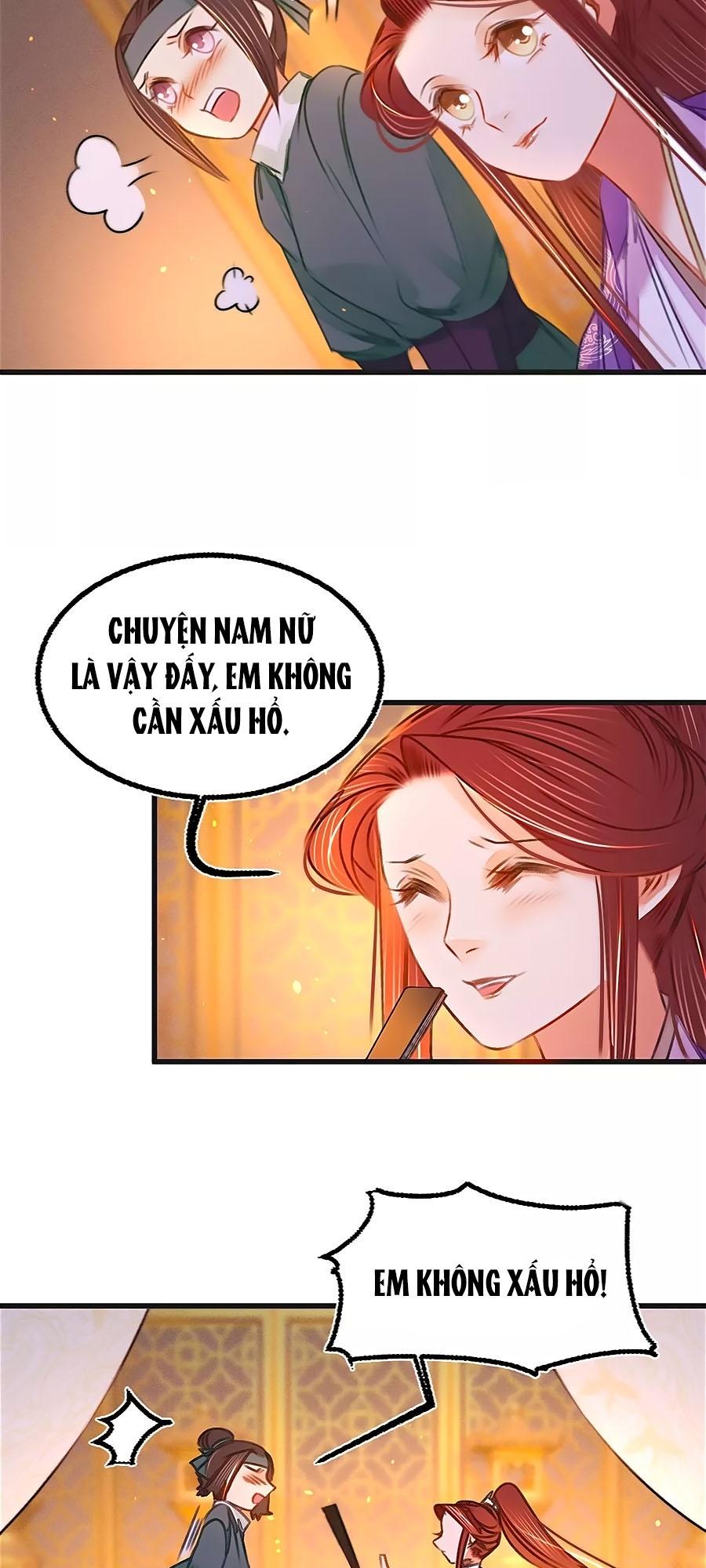 Phượng Hoàn Triều: Vương Gia Yêu Nghiệt Xin Tránh Đường chap 36 - Trang 27