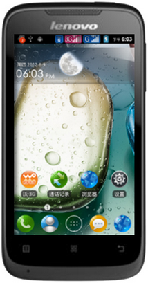 Harga Smartphone Lenovo A269i Dual Sim