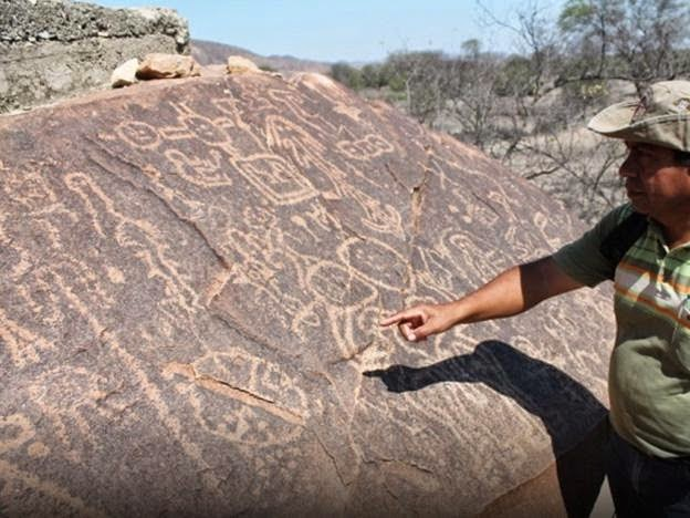 Ancient 'astronomy lab' discovered in northern Peru