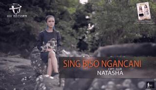 Lirik Lagu Sing Biso Ngancani - Natasya