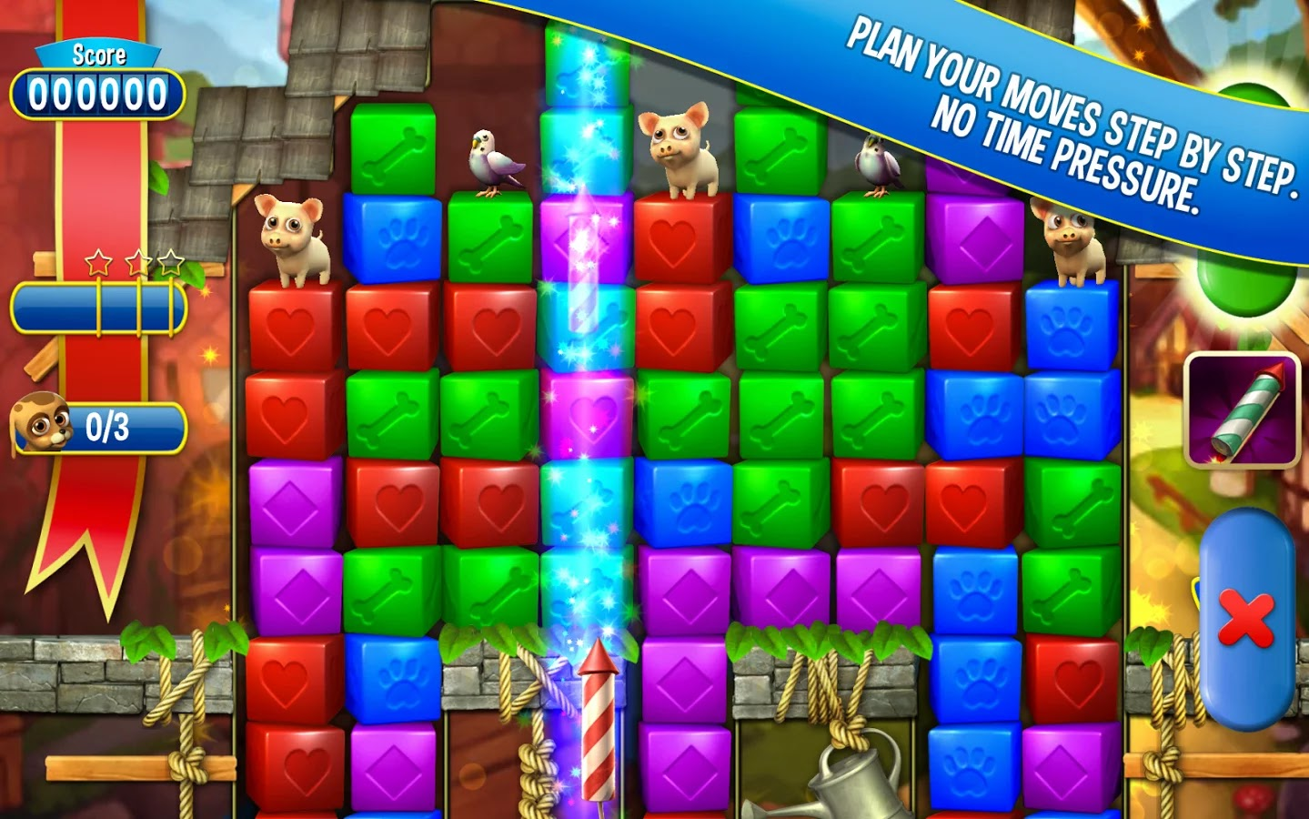 Pet Rescue Saga v1 29 4 Mod Apk (Unlimited Lives) ~ Andro Gleam