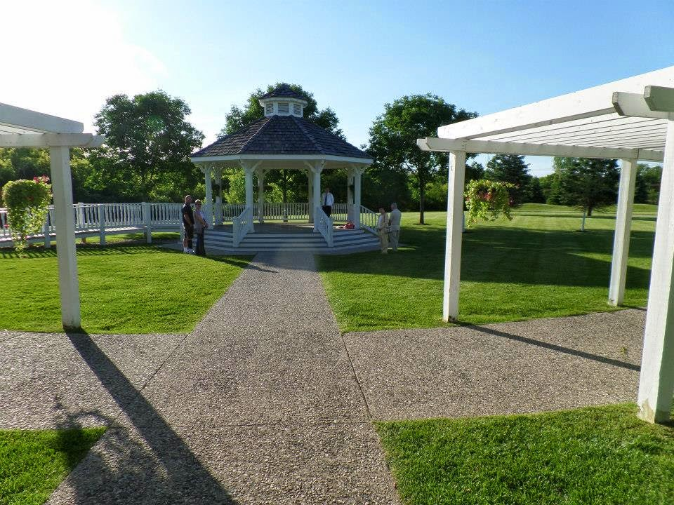 Image of the gazebo where we were to be married!