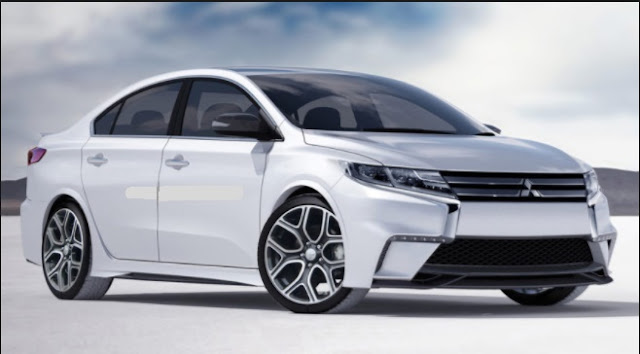 2019 Mitsubishi Lancer Concept, Features, Efficiency, and Cost Estimate