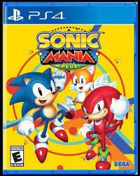Sonic Mania – PS4