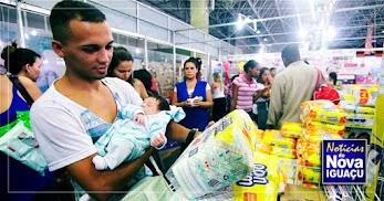 Shopping Nova Iguaçu promove feira para gestantes e bebês nesta terça (11) a7c4736bd708c