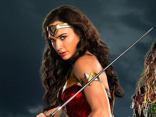 American Wonder Woman Super Hero