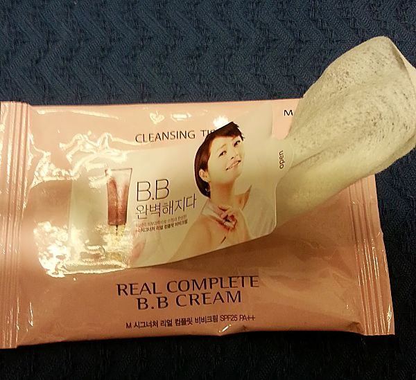 missha-real-complete-bb-cream-cleansing-tissue
