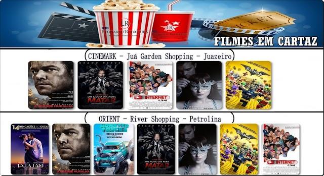 FILMES DA SEMANA - 23/02 A 01/03