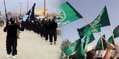الإخوان وعلاقتها بداعش