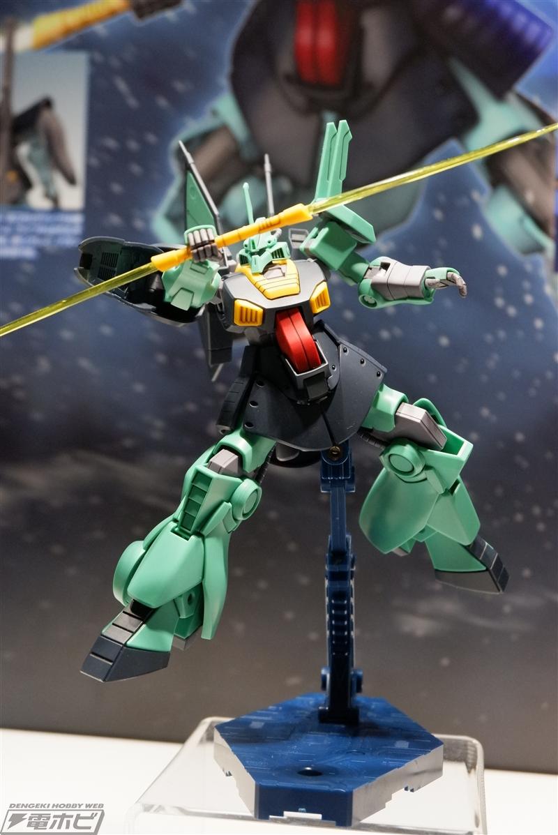 HGUC 1/144 Dijeh Exhibited at C3 AFA Tokyo 2018 - Gundam Kits Collection News and Reviews