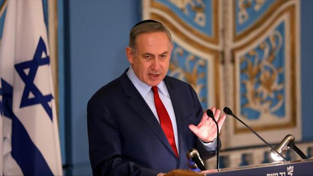 Netanyahu apoya el 'muro racista' de Trump en frontera con México
