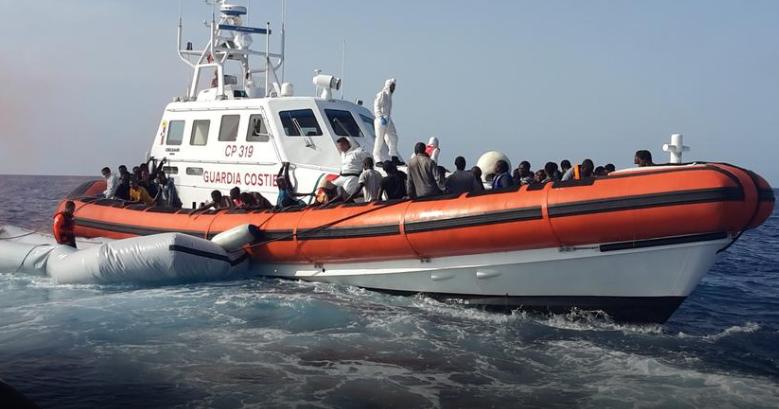 Crise migratoire :  Nouvel afflux en masse de migrants à Lampedusa