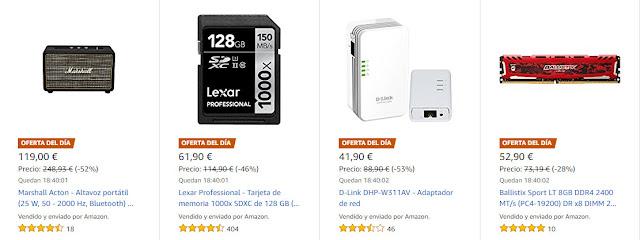 Mejores ofertas Diarias Amazon 17_05