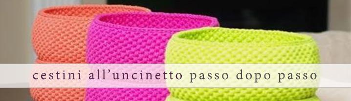 Relasé Cestini Alluncinetto Schema Gratis