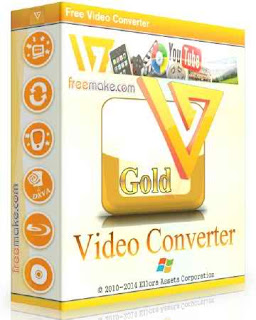 Freemake Video Converter Gold 4.1.9.76 with Serial Key Full Free Download