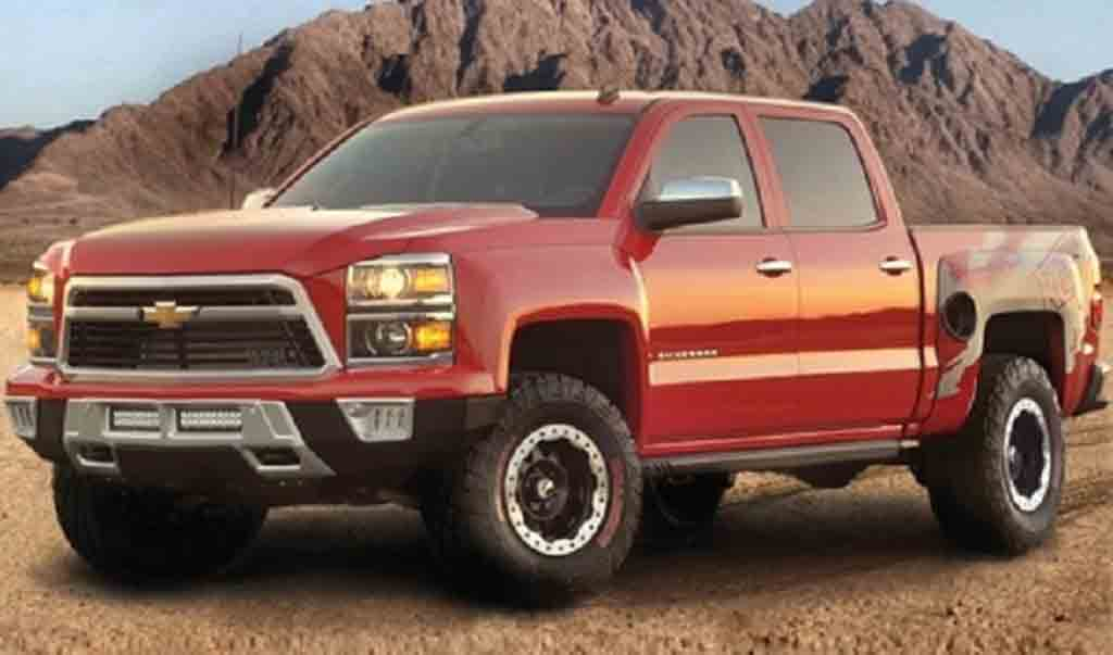 2016 Chevy Silverado Reaper Specs Price Release Date Cars News And Spesification