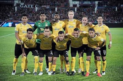 Senarai Penuh Pemain Perak FA 2019