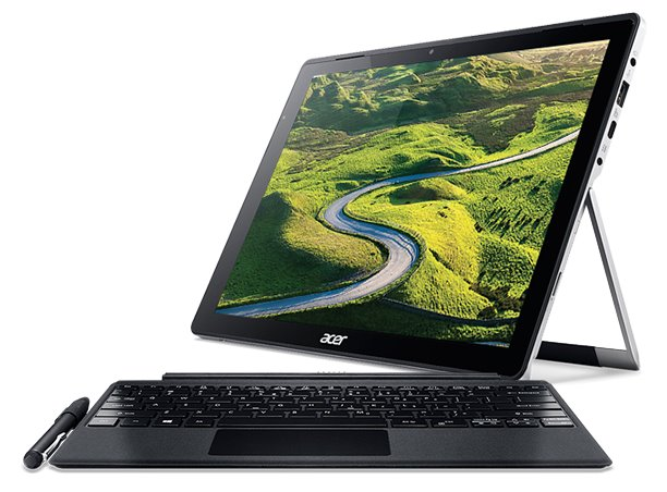 Acer Switch Alpha 12 Powerful and Fanless