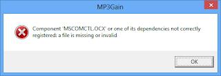 Cara mengatasi error MSCOMCTL.OCX di game conter strike