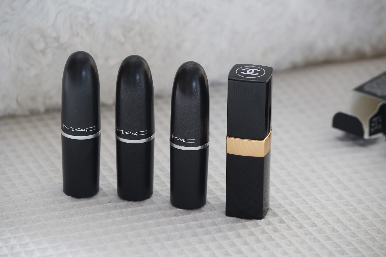 are MAC lipsticks worth it? high end lipstick reviews MAC Chanel