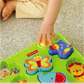 Mainan Anak Puzzle, Melatih Kecerdasan Anak