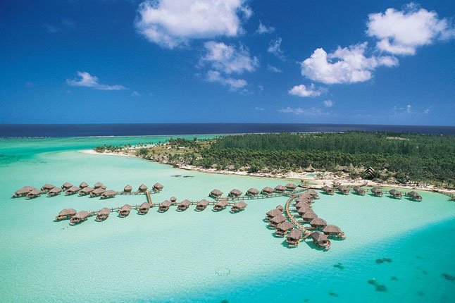 Five Star Hotels Bora Bora Pearl Beach Resort Amp Spa