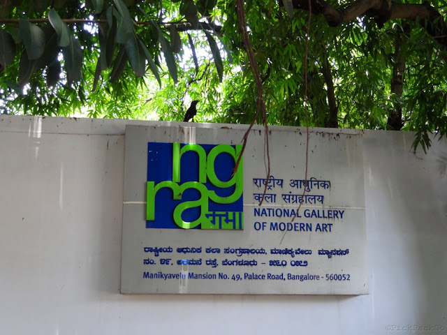 national gallery of modern art - Bangalore Pick Pack Go